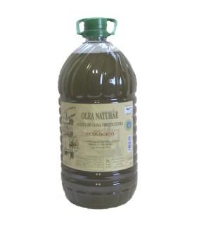 aceite oliva arbequina bio PET-5 L (OLEA NATURE)
