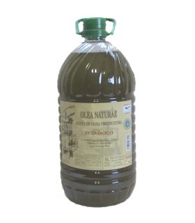 Aceite de oliva eco arbequina PET-5 L (OLEA NATURAE)
