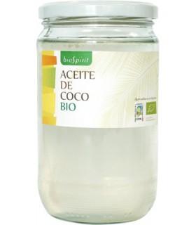 Aceite de coco virgen extra bio - 550 g (BIOSPIRIT)