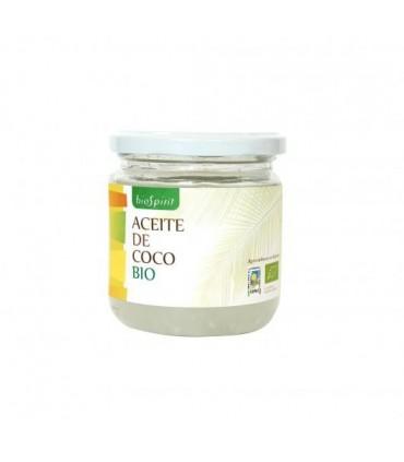 Aceite de coco virgen extra bio - 240 g (BIOSPIRIT)