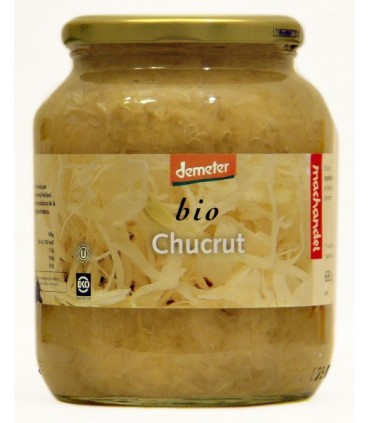 Chucrut bio - 680 g (MACHANDEL)