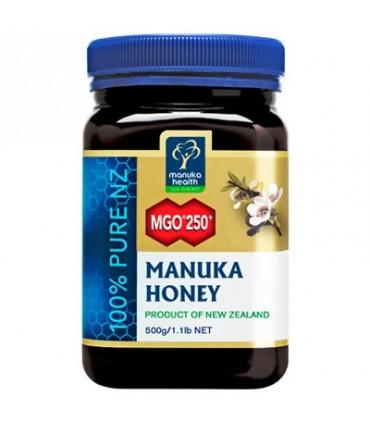 Miel de Manuka MGO®250+ - 500 g (MANUKA HEALTH NEW ZEALAND)