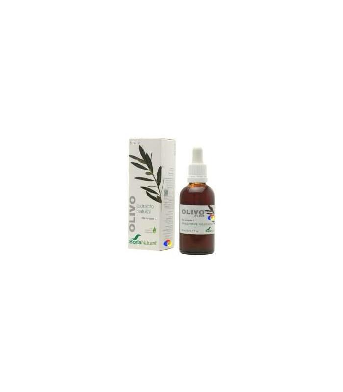 Extracto de Olivo- 50 ml (Soria Natural)