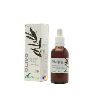 Extracto de Olivo- 50 ml (SORIA NATURAL)