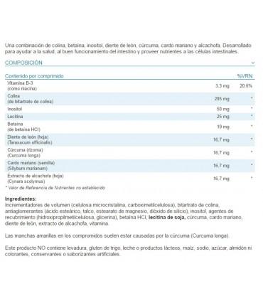Livdetox - 120 comprimidos (DOUGLAS)