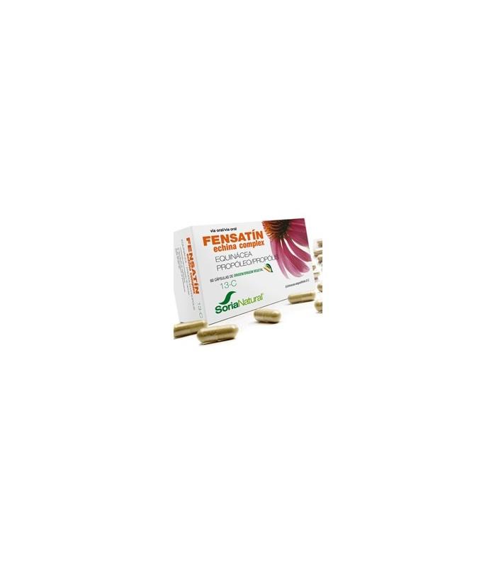 13-C FENSATIN fórmula XXI liberación prolongada - 30 cápsulas (SORIA NATURAL)