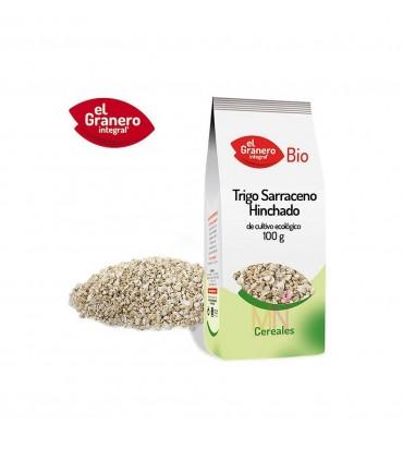 Trigo sarraceno hinchado eco - 100 g (EL GRANERO INTEGRAL)