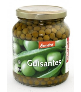 Guisantes bio-350g (MACHANDEL)
