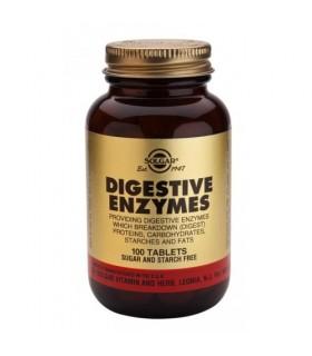 Enzimas digestivas Veganas-250 cápsulas (SOLGAR)
