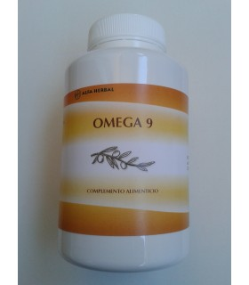 Omega 9 lino 500 mg - 200 perlas (ALFA HERBAL)