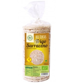 Tortitas trigo sarraceno eco SIN GLUTEN-100g (SOL NATURAL)