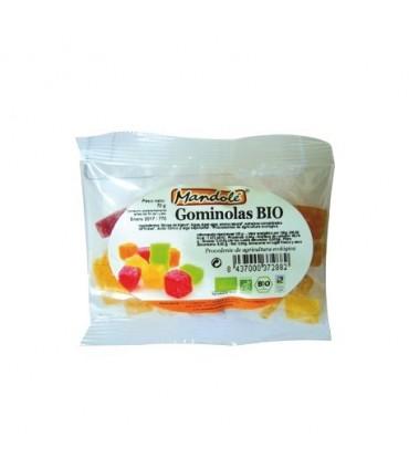 Gominolas con agave BIO-70 g (MANDOLE)