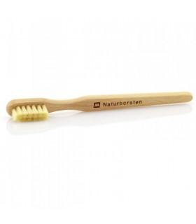 Cepillo dental adulto madera-1 unidad