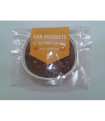 """""""Cassoleta"""" de trigo sarraceno sin azúcar-120g (CAN BUSQUETS)"""