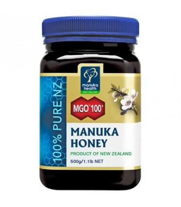 Miel de Manuka MGO®100+ - 250 g (MANUKA HEALTH NEW ZEALAND)