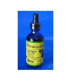 Candida Yeast Formula - 59 ml (KIDSWELLNESS)