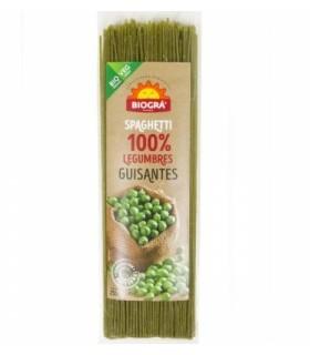 Spaghetti de guisantes BIO-250 g (BIOGRA)