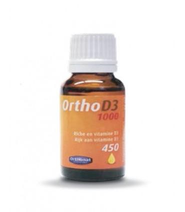 Vitamina OrthoD3 1000 UI-20 ml (ORTHONAT)