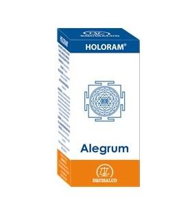 Holoram Alegrum - 60 capsulas (EQUISALUD)