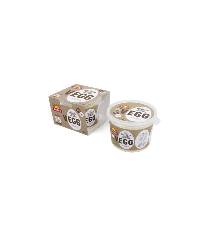 Vegg sustituto vegetal huevo-250g (BIOGRÁ)