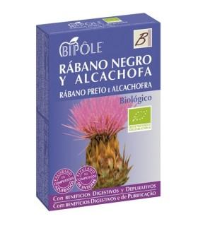 Bipôle rábano negro y alcachofa BIO-20 ampollas (INTERSA)