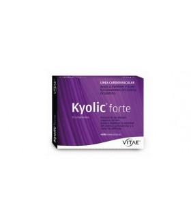 Kyolic forte-60 comprimidos  (VITAE)