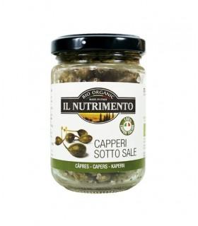 Alcaparras en sal-100 g (IL NUTRIMENTO)