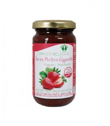 mermelada fresa sin pectina-220g (PROBIOS)