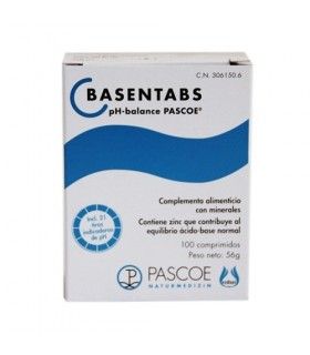 Basentabs-100 comprimidos (COBAS)