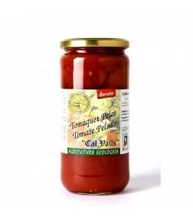Tomate pelado ECO DEM-660g (CAL VALLS)