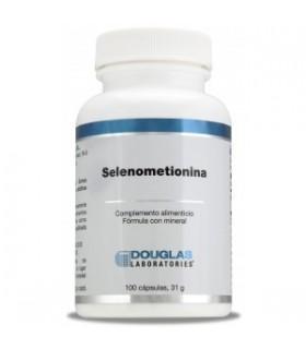 Selenometionina 200 mcg-100 cápsulas (DOUGLAS)