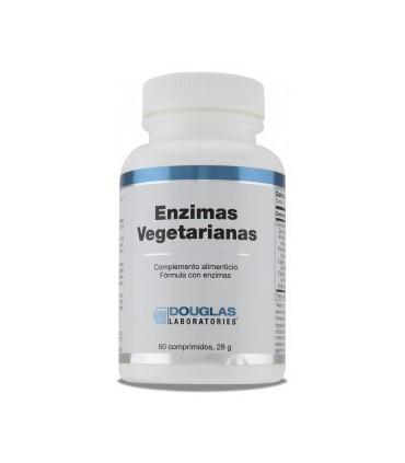 Enzimas Vegetarianas-120 cápsulas  (DOUGLAS)