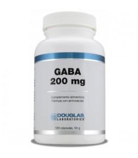 GABA 200mg-120 caps DOUGLAS