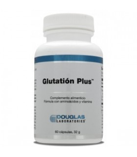 Glutation Plus TM 60 Cápsulas (DOUGLAS)