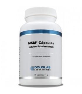MSM 90 Capsulas (DOUGLAS)
