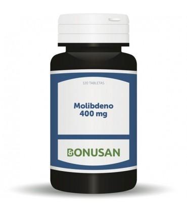 Molibdeno 400mcg-120 pastillas (Bonusan)