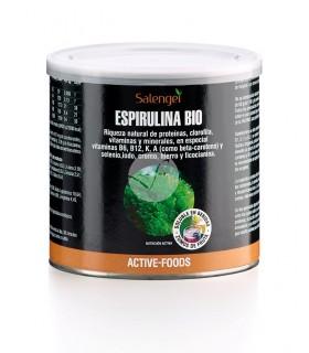 Espirulina polvo BIO-200 g (SALENGEI)
