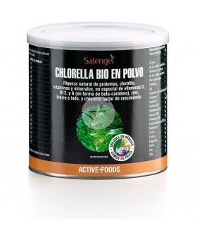 Clorella polvo BIO-300 g (SALENGEI)