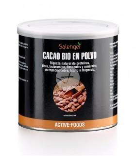 CACAO POLVO BIO SEMI DESGRASADO 250gr. (SALENGEI)