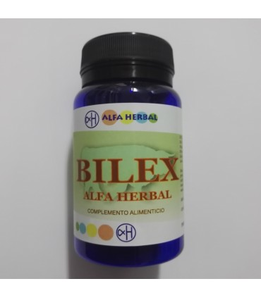 Bilex- 60 cápsulas (ALFA HERBAL)