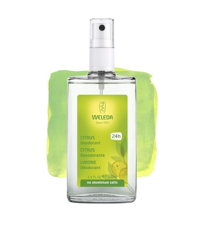Desodorante Citrus 100ml (WELEDA)
