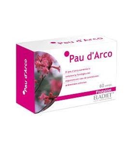 Fitotablet Pau d'Arco - 60 comprimidos (ELADIET)