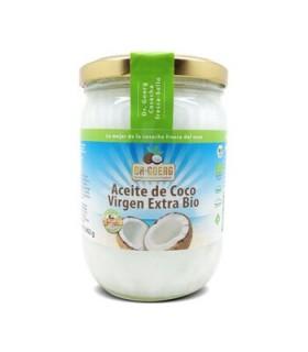 Aceite de coco Virgen Extra Bio - 500 ml (DR GOERG)