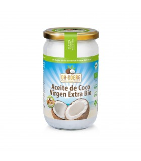 Aceite de coco premium virgen extra bio-1000 ml (DR GOERG)