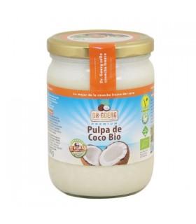 Pulpa de coco bio premium-500g.  (DR GOERG)
