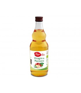 Vinagre manzana bio 75 cl (EL GRANERO)