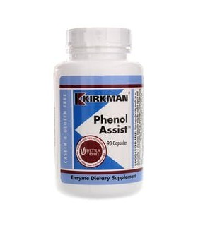 Phenol assist-90 cápsulas (KIRKMAN)