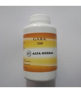GABA 500-120 cápsulas (ALFA HERBAL)
