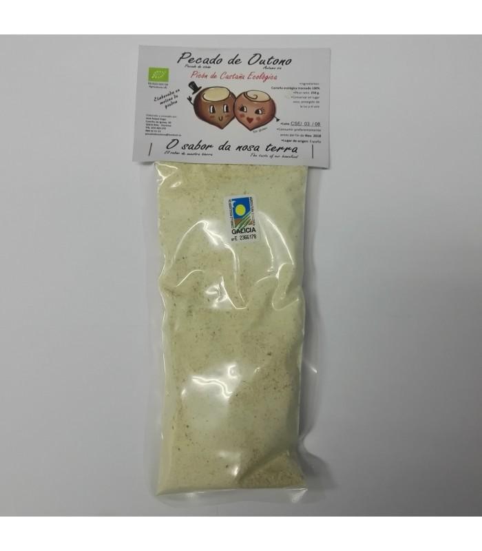 Picón de castaña ECO - 250 g (PECADO DE OUTONO)
