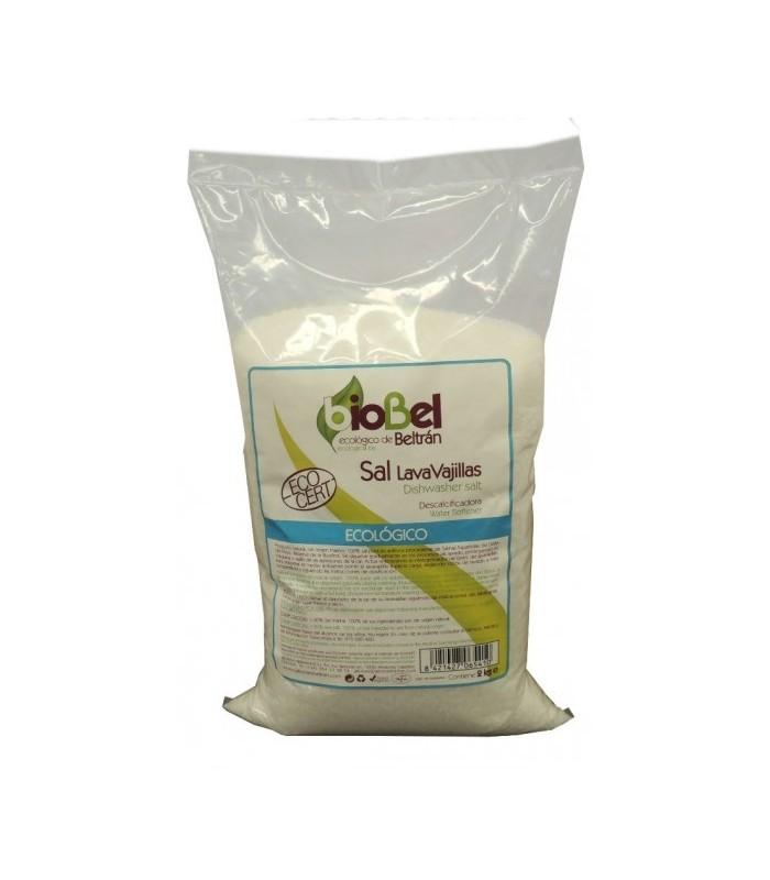 Sal lavavajillas 2 kg (Biobel)